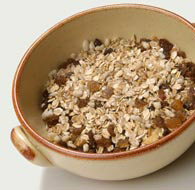 oat fiber lowers cholesterol